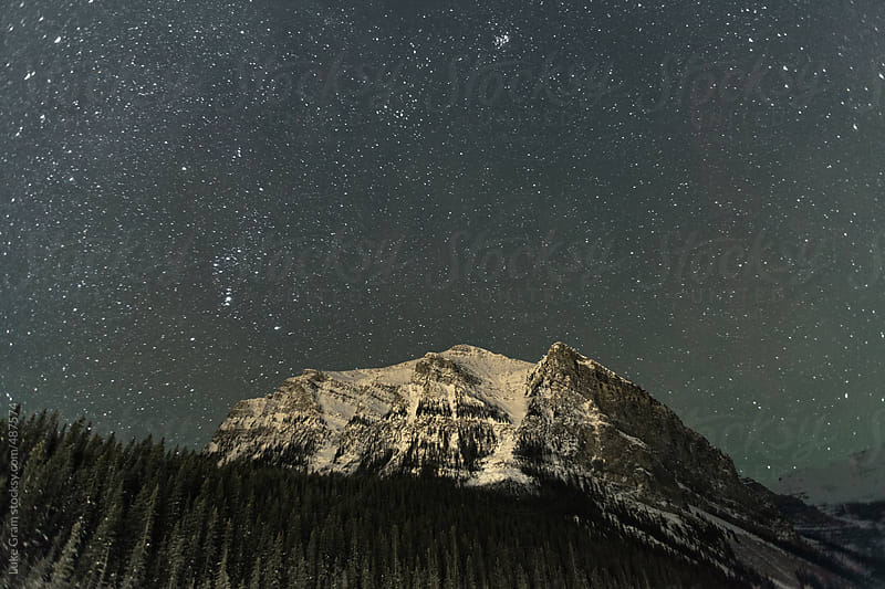 Road trip through the Canadian Rockies by Luke Gram for Stocksy United
