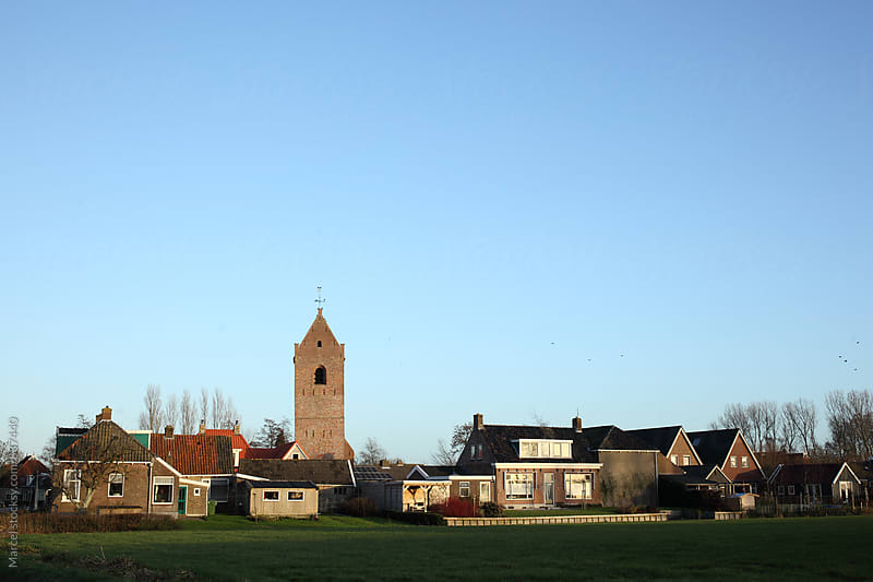 Small village in Holland by Marcel for Stocksy United