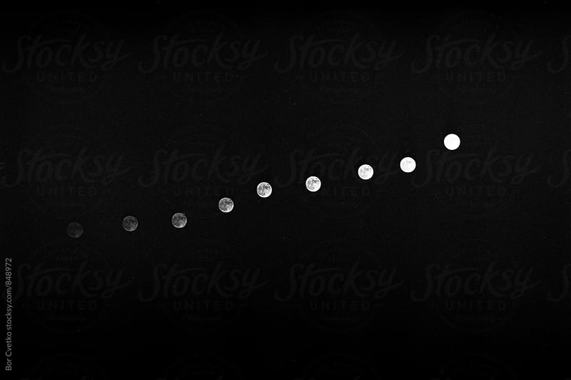 Eleven Moons by Bor Cvetko for Stocksy United