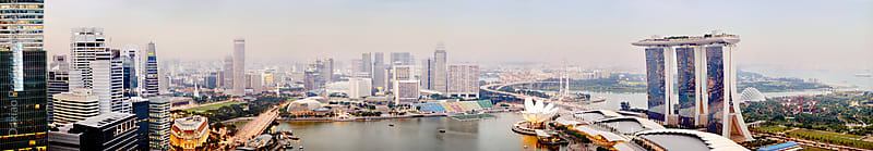 Singapore panorama by Daxiao Productions for Stocksy United