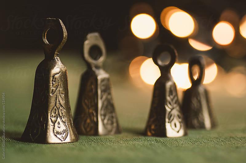 Brass Bells by Gabriel (Gabi) Bucataru for Stocksy United