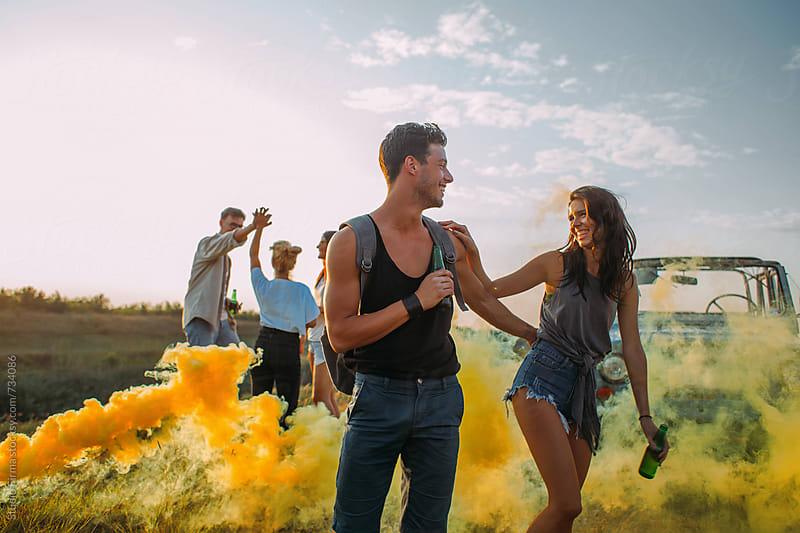 Summer Fun by Dijana Tolicki for Stocksy United