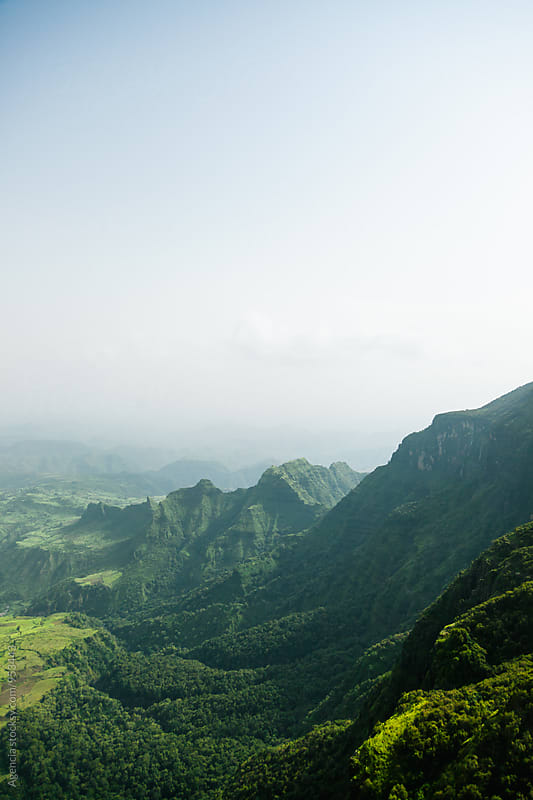 Simien Mountains by Agencia for Stocksy United