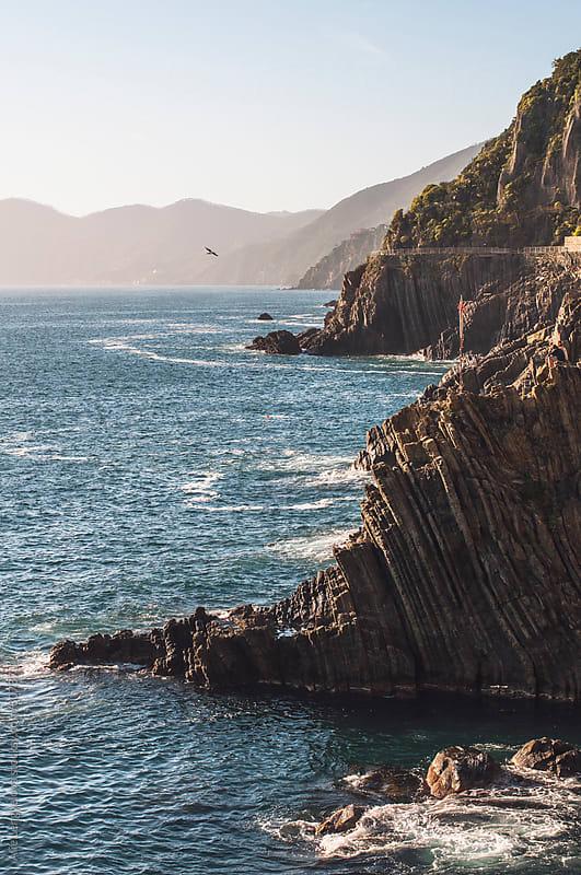 Beautiful Italy Coast by Alie Lengyelova for Stocksy United