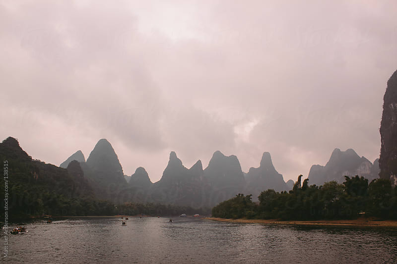 Li River by Matt Lief Anderson for Stocksy United