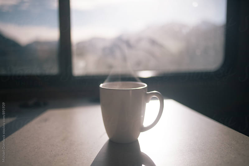 Morning Coffee by Michael Overbeck for Stocksy United