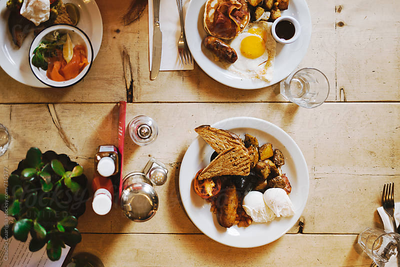 Brunch by Claudia Guariglia for Stocksy United