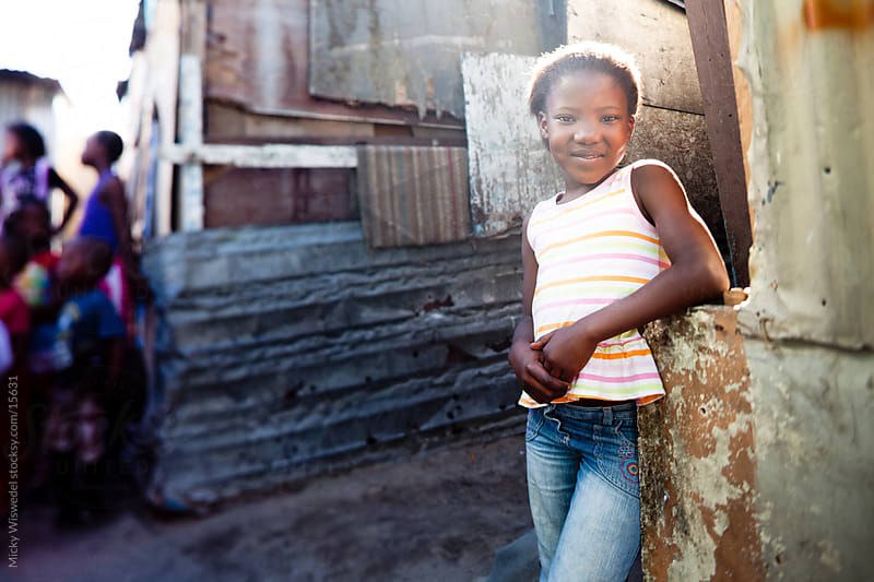 African Girl by Micky Wiswedel for Stocksy United