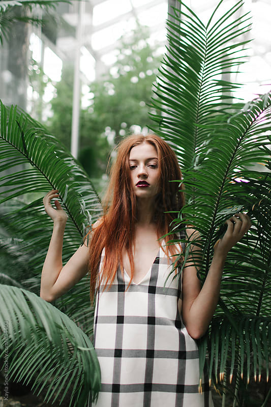 confident woman by Kayla Snell for Stocksy United