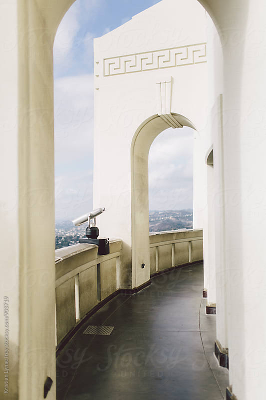 Griffith Observatory by Kristian Lynae Irey for Stocksy United