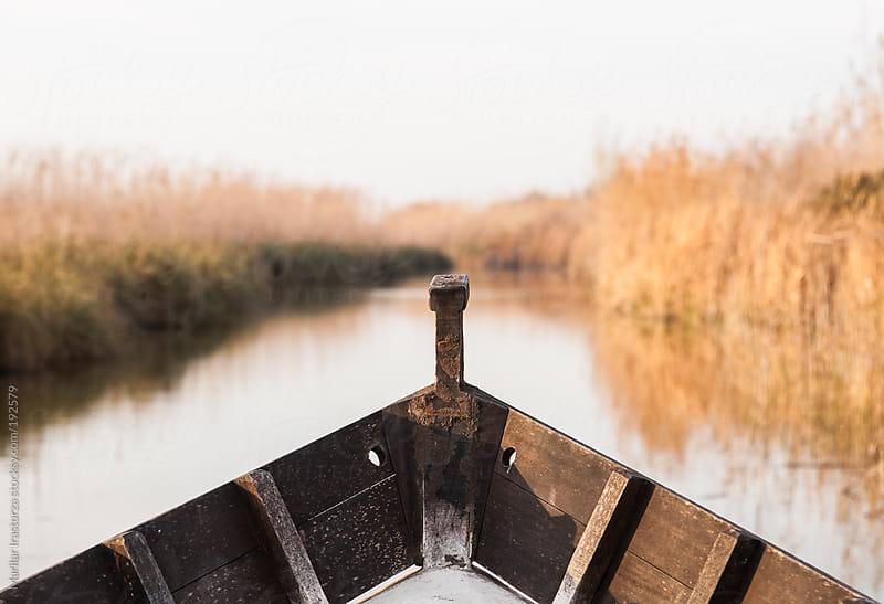 The Boat by Marilar Irastorza for Stocksy United