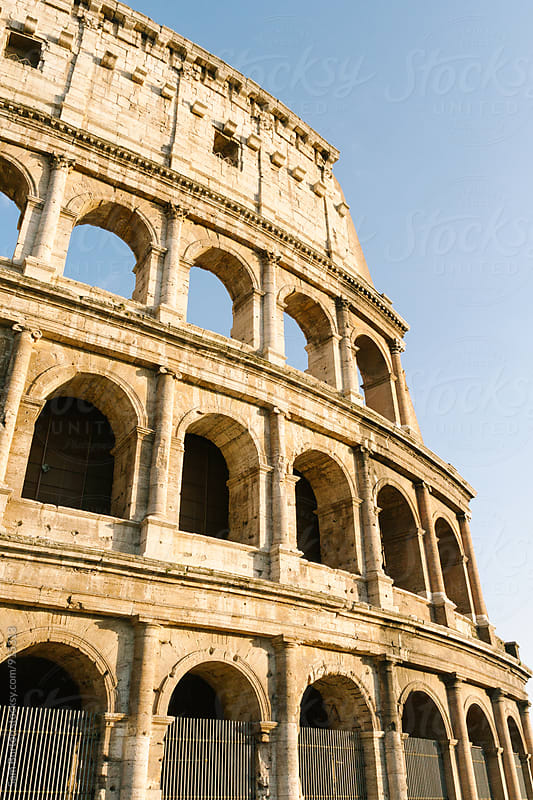 Colosseum by Sam Burton for Stocksy United