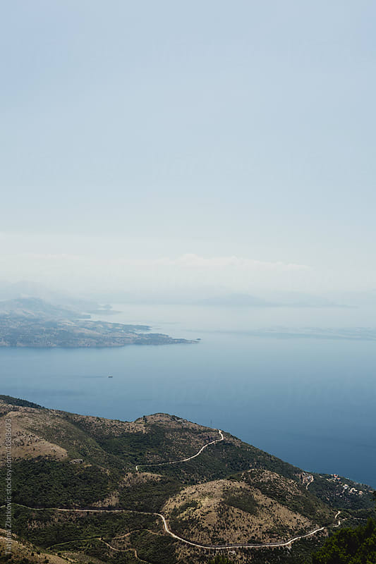 Corfu island by Tatjana Ristanic for Stocksy United