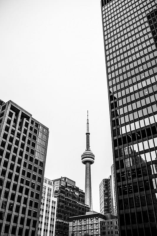 Toronto Cityscapes  by Cameron Whitman for Stocksy United
