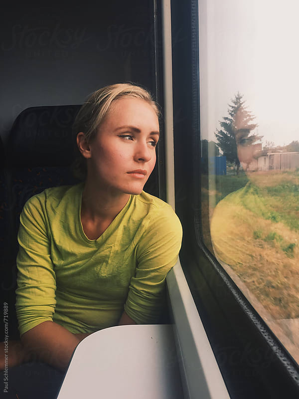 train of thought by Paul Schlemmer for Stocksy United