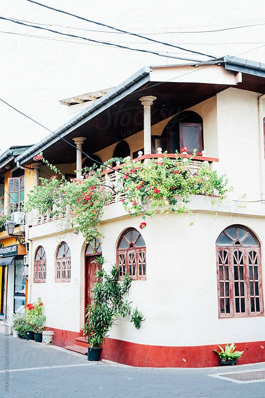 A pretty house in Galle, Sri Lanka by Murtaza Daud for Stocksy United