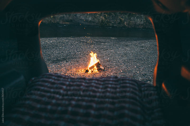 Car Camping Vibes by Jake Elko for Stocksy United