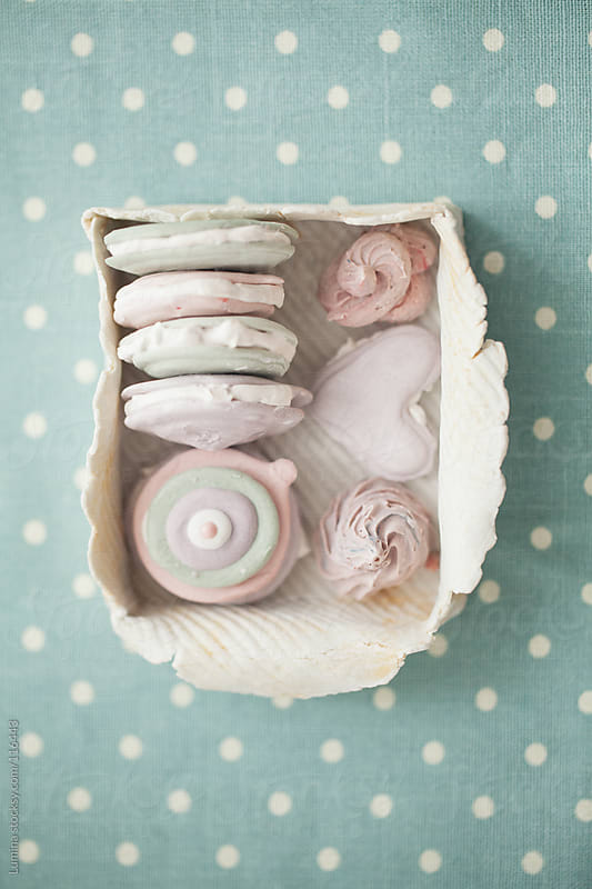 Pastel Cookies by Lumina for Stocksy United