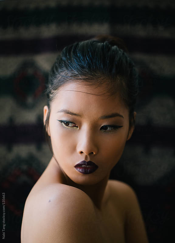 Asian Model by Nabi Tang for Stocksy United