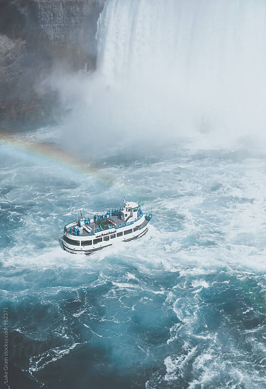 Niagara Falls by Luke Gram for Stocksy United