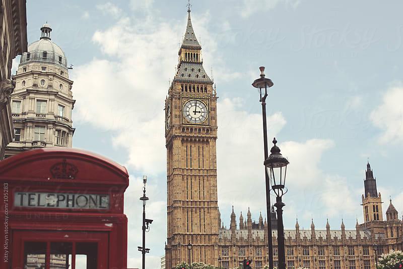Big Ben by Kitty Kleyn for Stocksy United