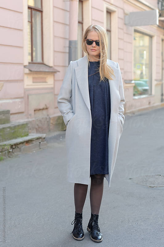 Street look by Lyuba Burakova for Stocksy United