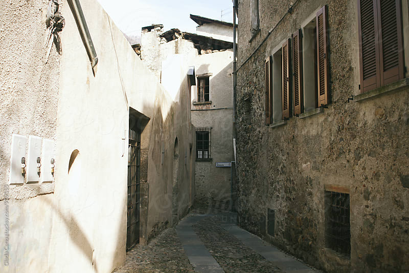 Italian streets by Giada Canu for Stocksy United