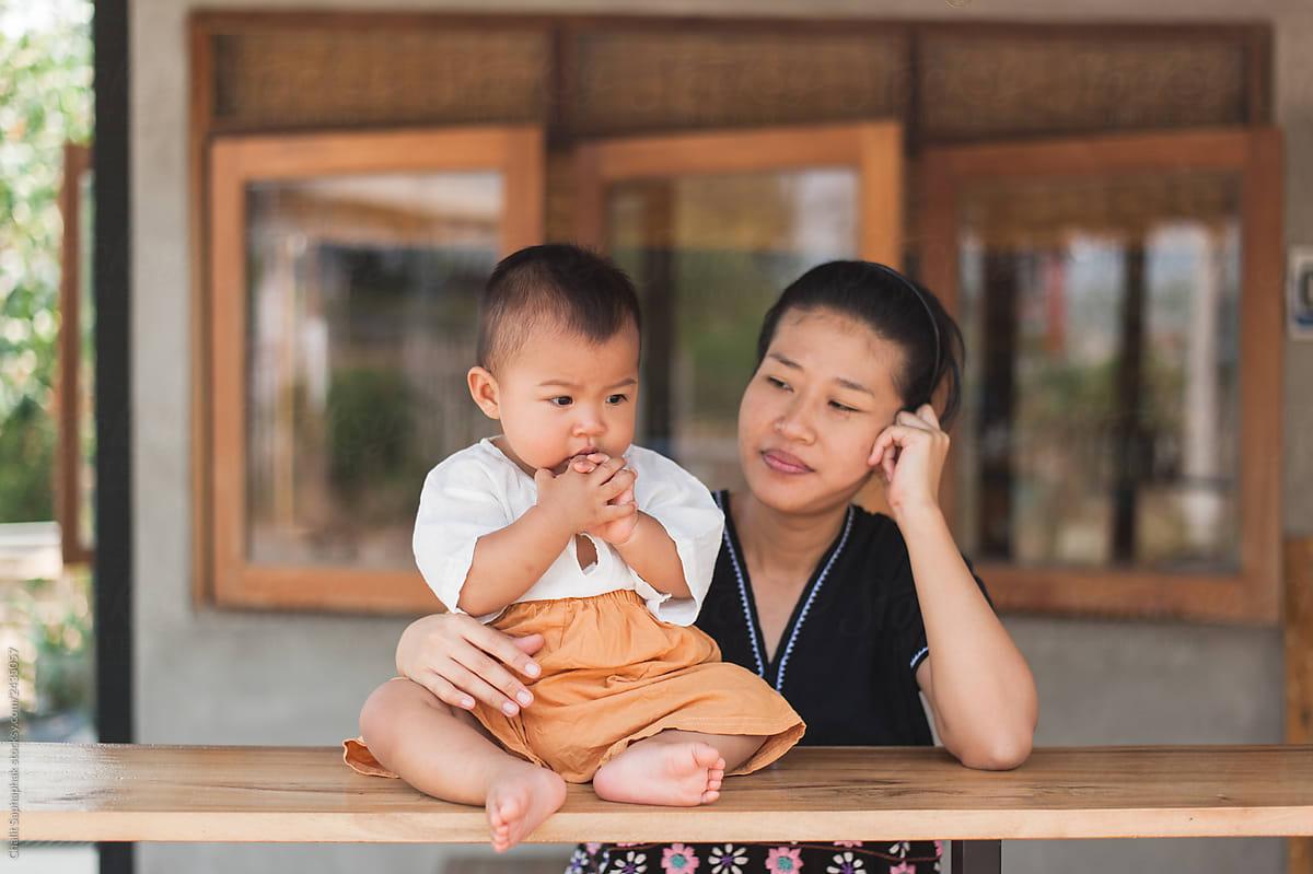 Asian moms — 6
