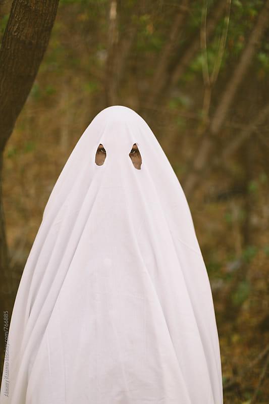 ghost by Alexey Kuzma for Stocksy United