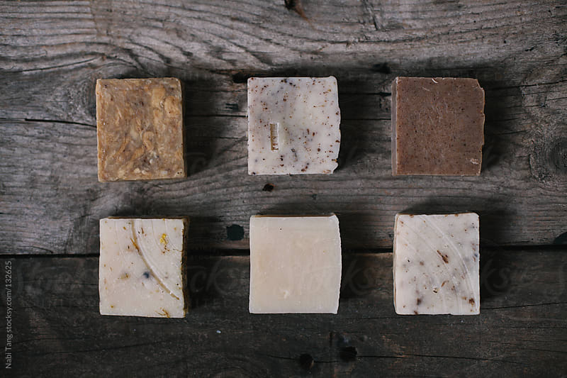 Soaps by Nabi Tang for Stocksy United