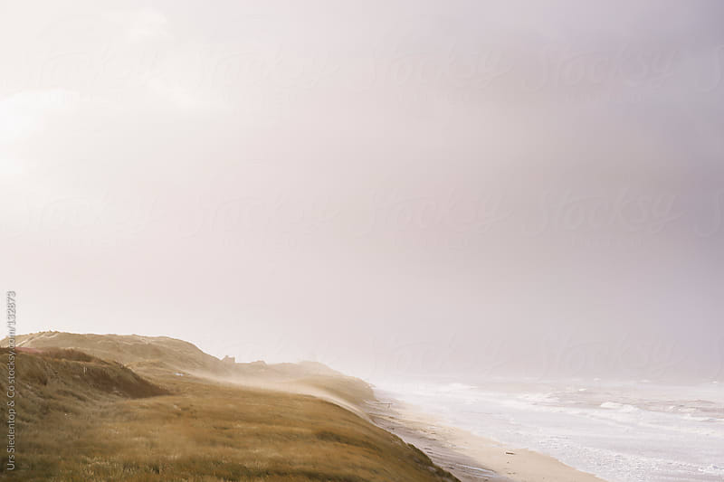 Storm flood - Island Sylt by Urs Siedentop & Co for Stocksy United