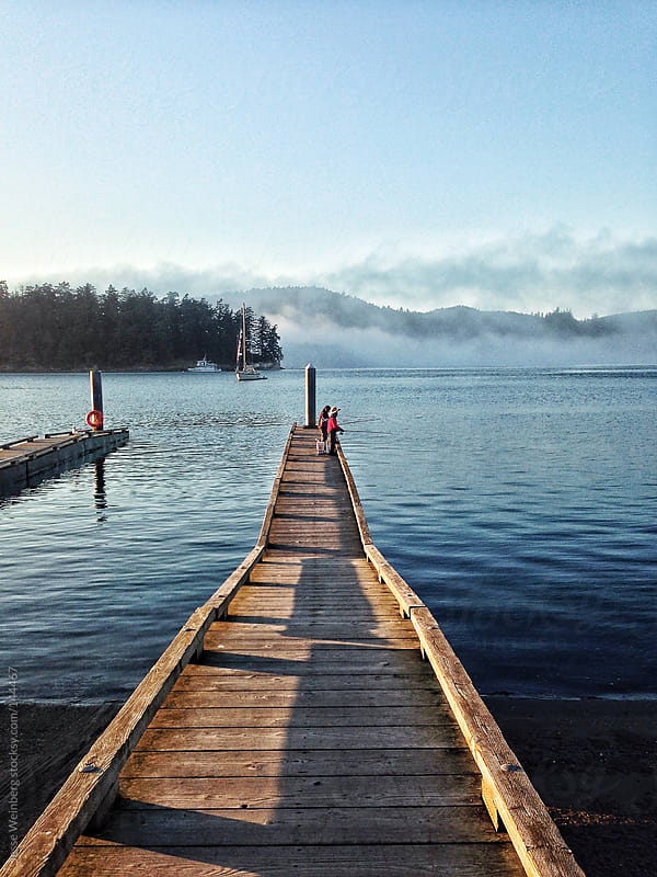 Long Dock by Jesse Weinberg for Stocksy United
