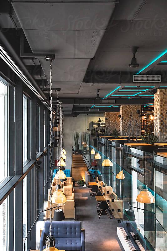 Modern Bar by Lumina for Stocksy United