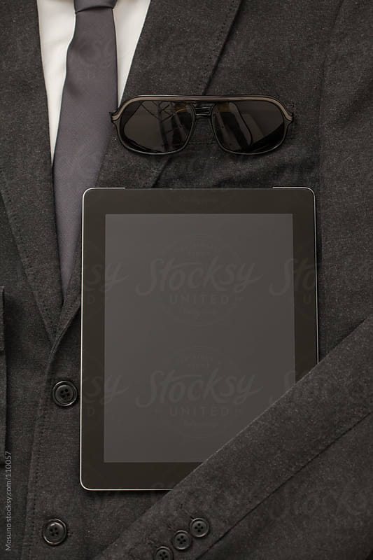 Business Suit and Accessories by Mosuno for Stocksy United