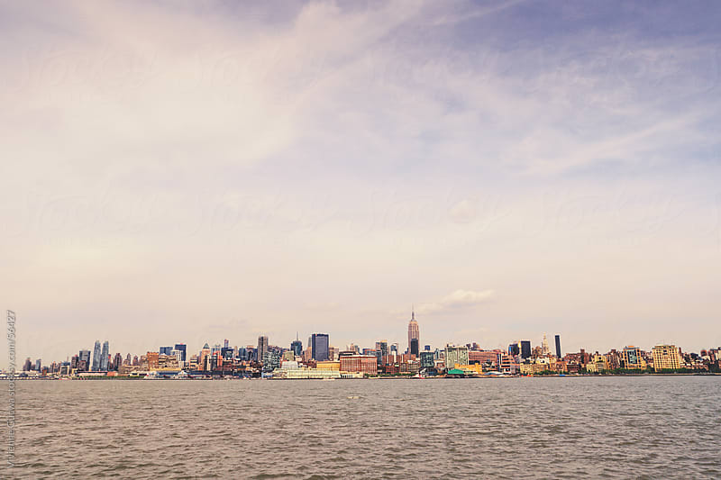 New York City Skyline - Cityscape by Vivienne Gucwa for Stocksy United