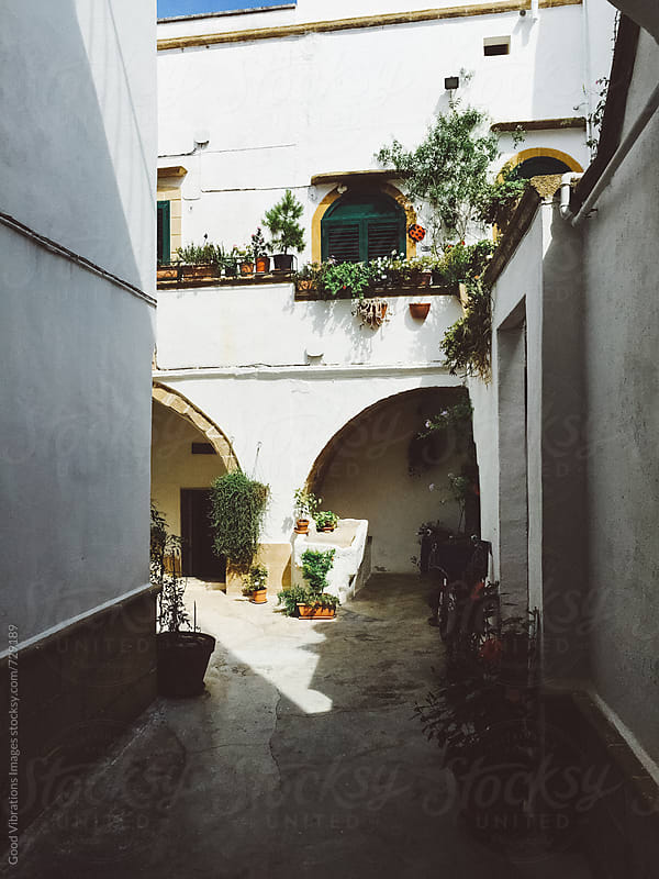 Italian Town in Apulia by Good Vibrations Images for Stocksy United