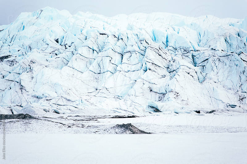 Matanuska Glacier by Jake Elko for Stocksy United