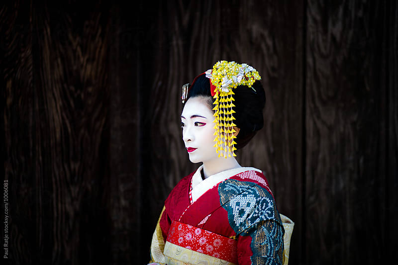 Geisha by Paul Ratje for Stocksy United