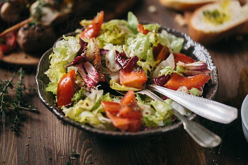 Mixed Salad by Davide Illini for Stocksy United