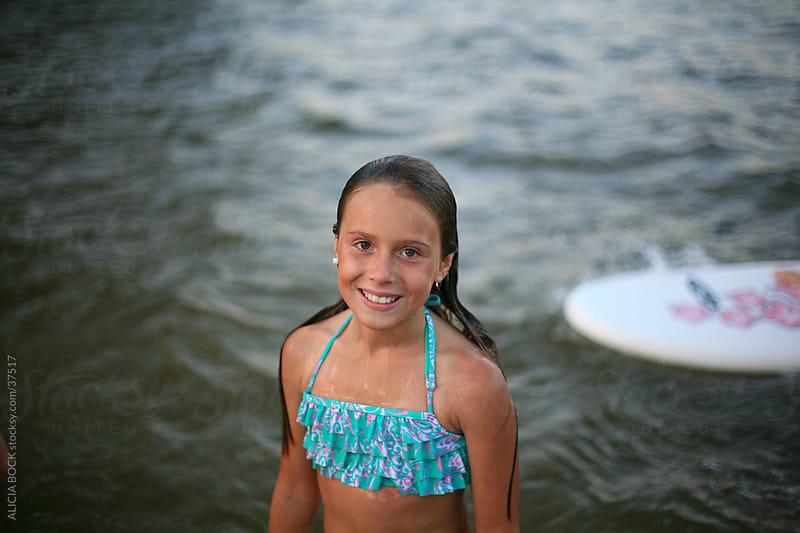 Surfer Girl by ALICIA BOCK for Stocksy United