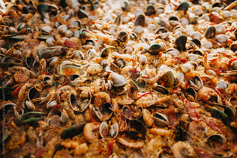 Paella by Dylan M Howell Photography for Stocksy United