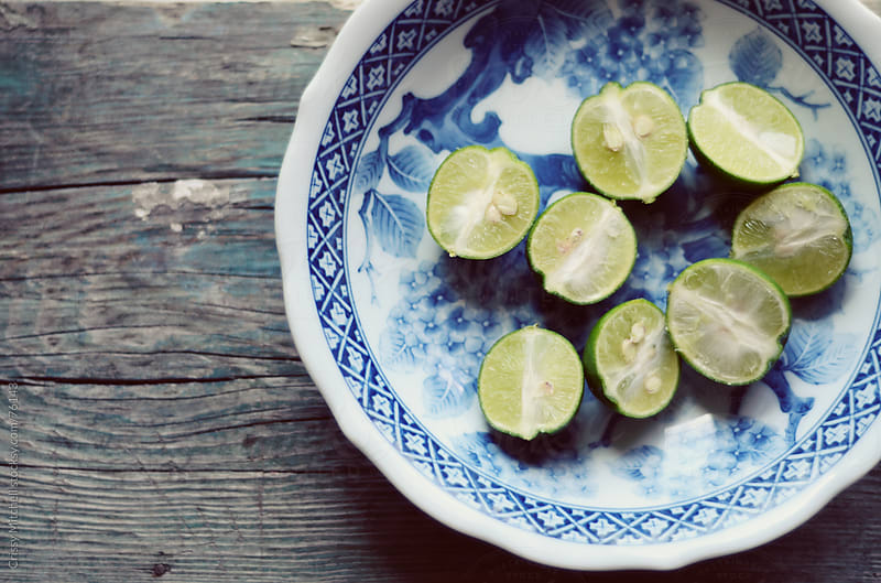 Limes by Crissy Mitchell for Stocksy United