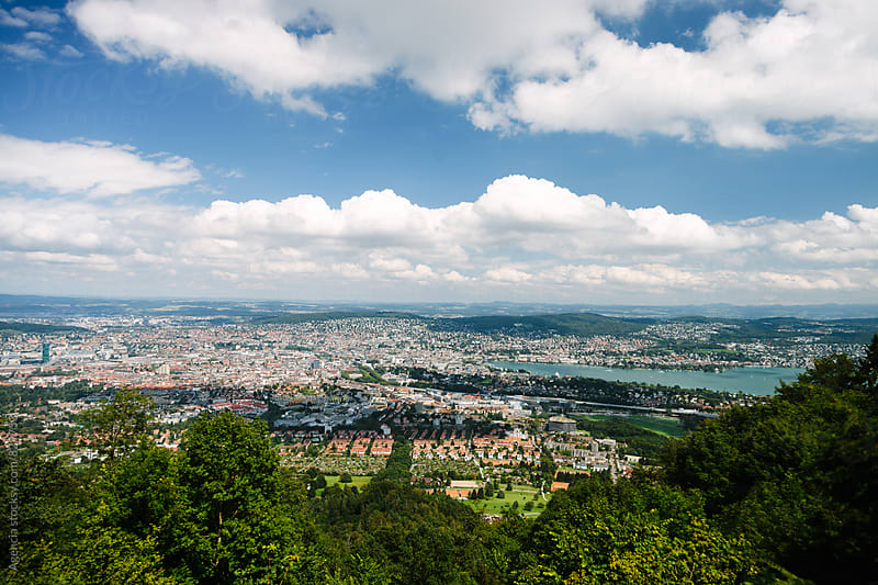 Zurich by Agencia for Stocksy United