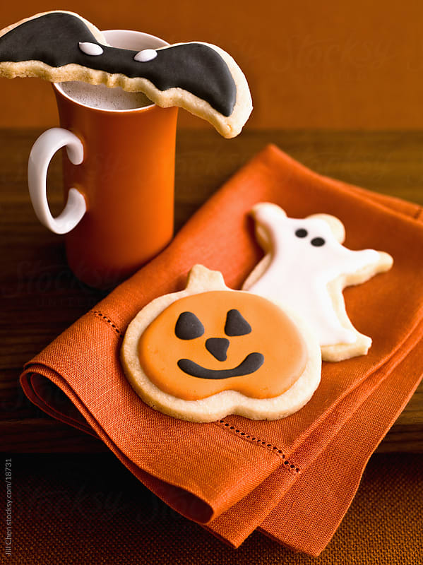 Halloween Snack by Jill Chen for Stocksy United