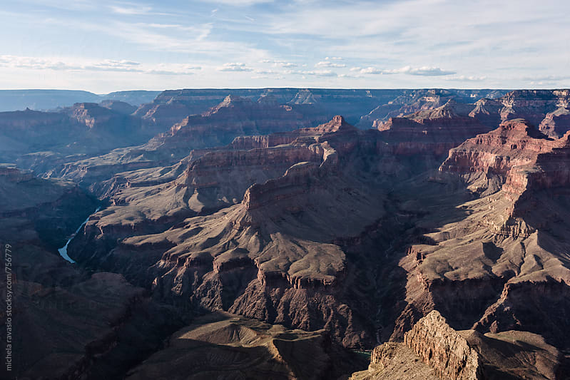 Grand Canyon South Rim by michela ravasio for Stocksy United