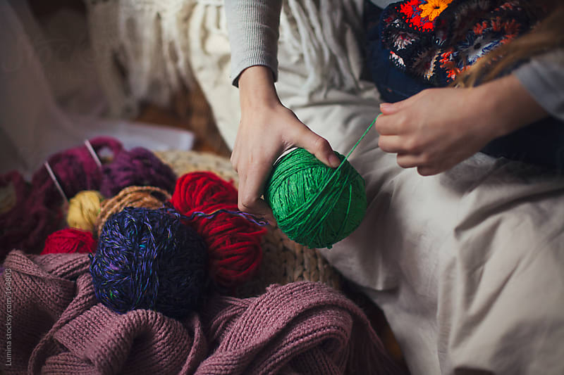 Knitwork by Lumina for Stocksy United