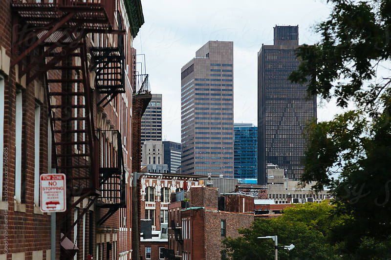 Boston, Massachusetts by Good Vibrations Images for Stocksy United