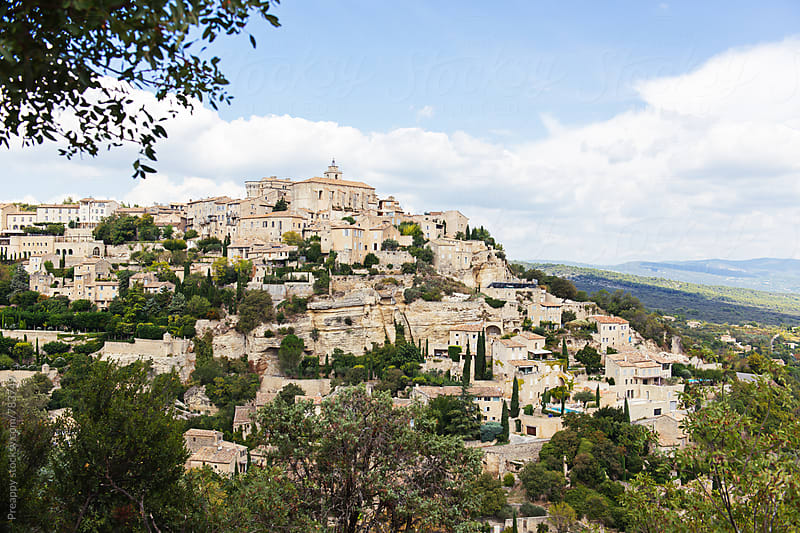 Gordes, France by Preappy for Stocksy United