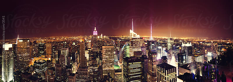 Top of the rock by Christopher Troy Dowsett for Stocksy United