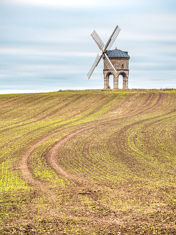 Chesterton Windmill, Warwickshire by Rich Jones for Stocksy United